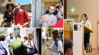 The annual symposium brought together researchers from across the Institute to discuss the latest research and celebrate this year's achievements.