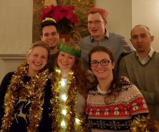 Fairfax lab group photo