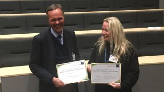 Congratulations to Professor Graham Ogg and Associate Professor Tatjana Sauka-Spengler – the first recipients of the Radcliffe Department of Medicine (RDM) Awards for Excellent Supervision. The Awards were presented at the RDM Symposium on Monday 19 March 2018.