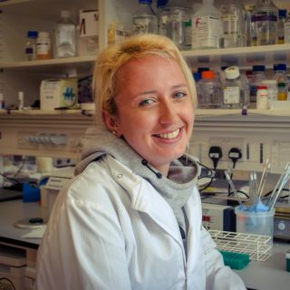 Dr Anna Rose at the MRC Molecular Haematology Unit will study disease pathogenesis and prognosis in a subset of patients with Myelodysplastic Syndromes.