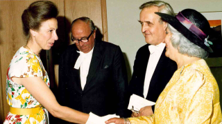 Professor Sir David Weatherall 1933-2018