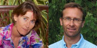 Rose McGready and Jay Berkley