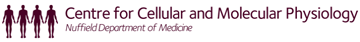 Centre for Cellular and Molecular Physiology logo