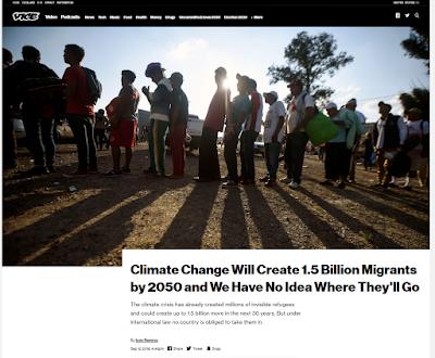 News item on VICE website, published 13 September 2019