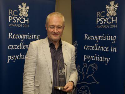 RPsych Award