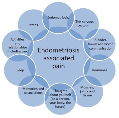Endometriosis Associated Pain
