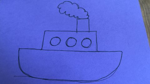 Simple Boat
