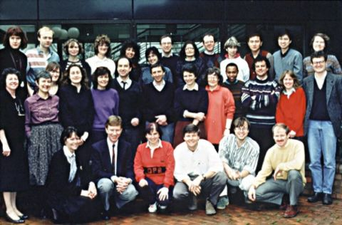 The Neurosciences Group in 1992