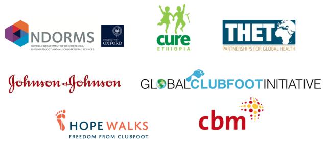 Africa Grants Programme partner logos