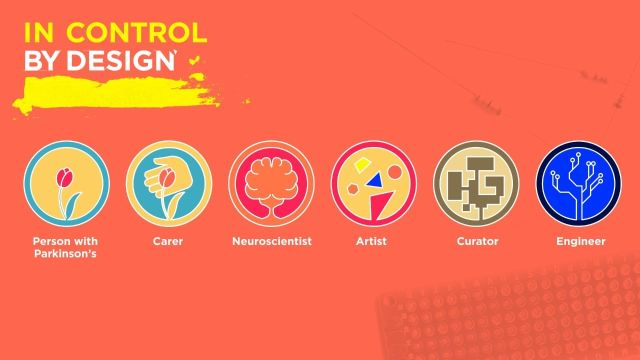 A draft design for the In Control By Design website