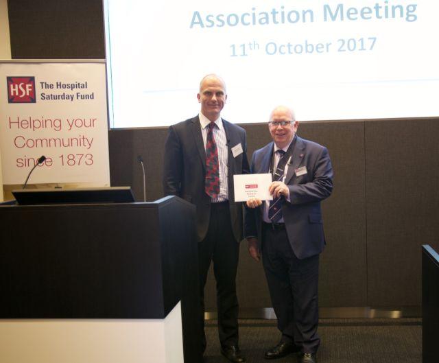 HSF Association Meeting (11 October 2017)
