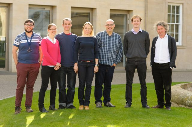 EBM DataLab Team, University of Oxford