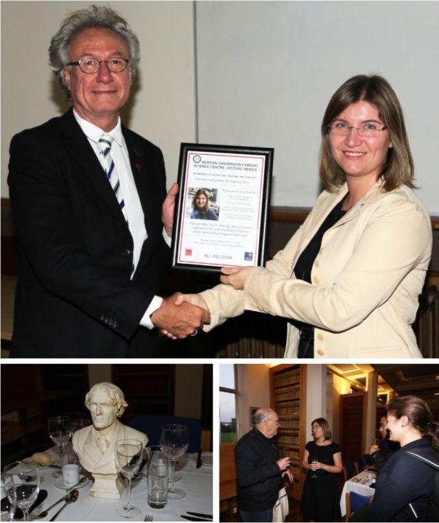 Professor Viviana Gradinaru