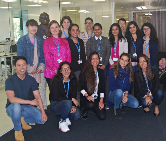 MSc in Clinical Embryology Students - Year 10