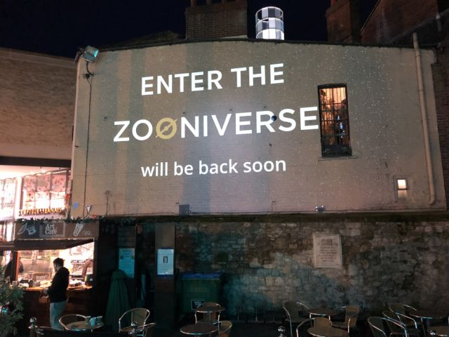 Zooniverse will be back