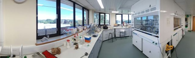New MedChem labs
