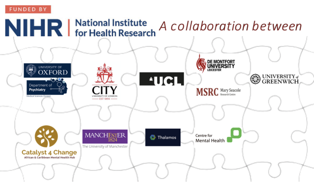 The logos of all the co-pact collaborators