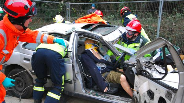 We run training for multi-agency scene & casualty management.