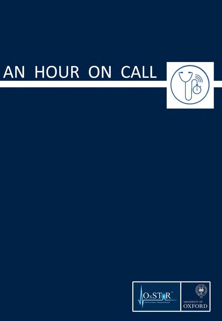 An hour on call
