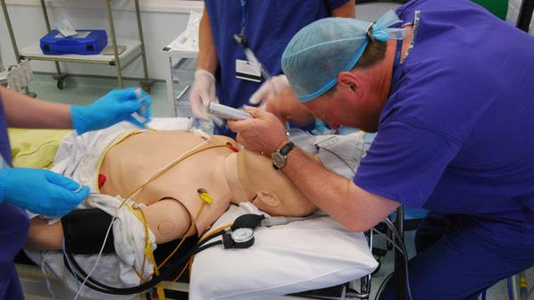 We run Anaesthetic CRM, Obstetric Anaesthetic Emergency & Anaesthetic Trainee courses.