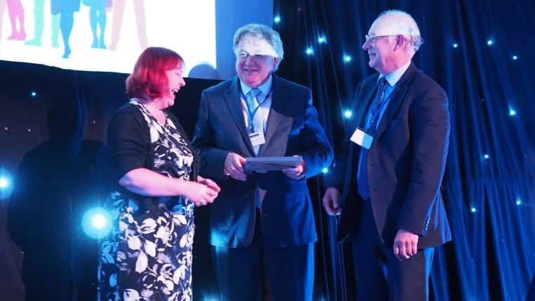Success at vice chancellors public engagement with research awards