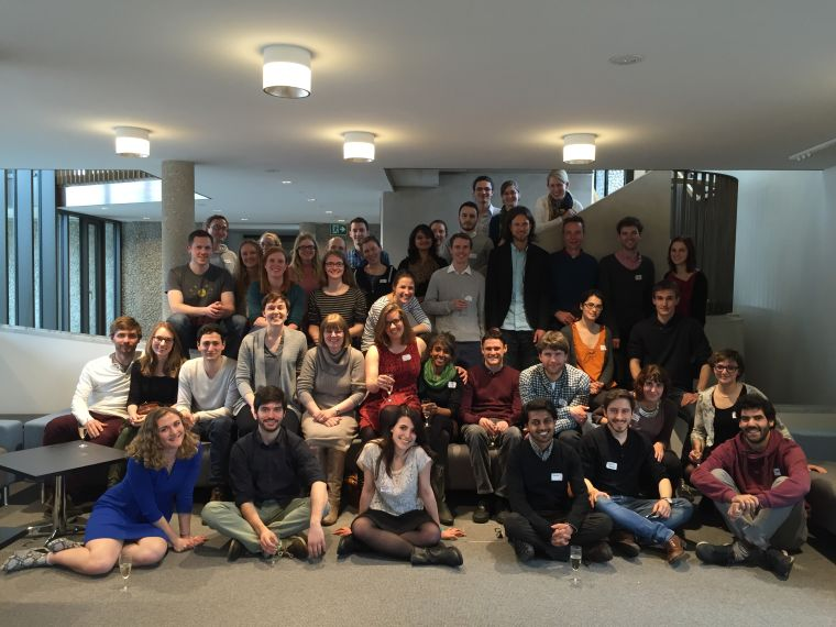Oxford msc and 4 year doctoral training programme in neuroscience celebrates 20 years