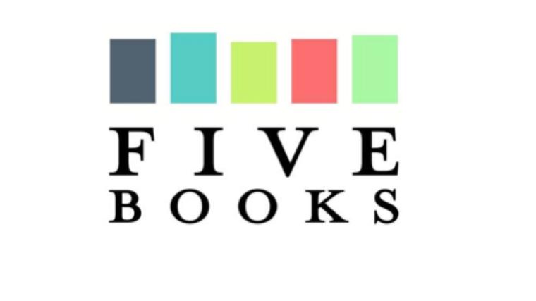 Professor dick passingham interviewed by five books