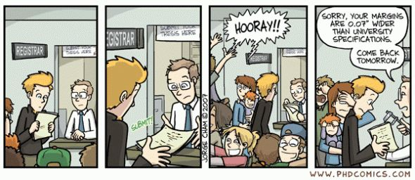 Neuroscience comic book image