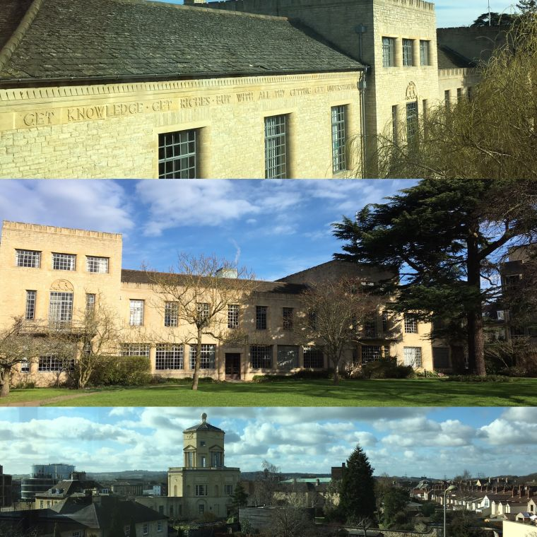 We've Moved to OHBA, new university building