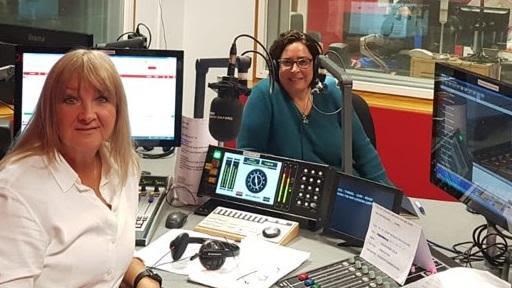 Kate watkins talks to bbc radio oxford on international stammering awareness day