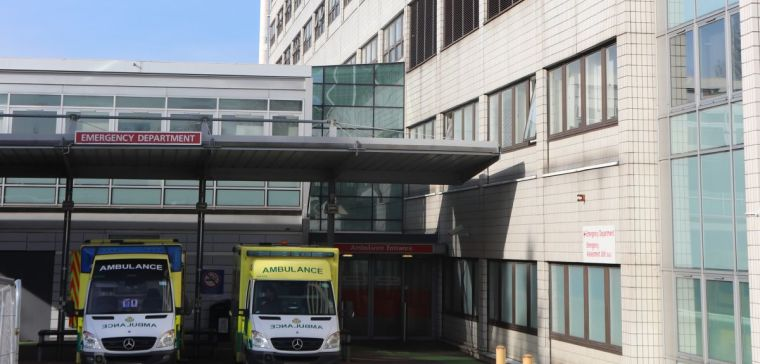 Emergency Department, John Radcliffe Hospital