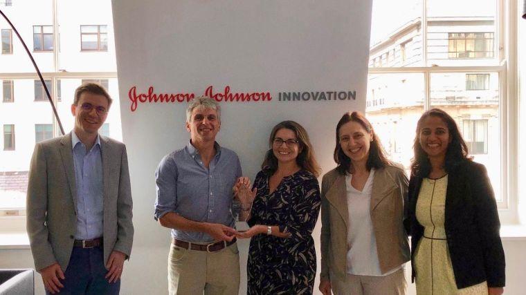 Paul Klenerman at Johnson & Johnson Innovation