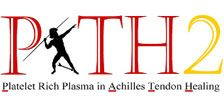 A pragmatic multi-centre, blinded, randomised placebo-controlled trial comparing Platelet Rich Plasma injection (PRP) to placebo (imitation) injection in adults with Achilles tendon rupture. Two sub-studies are embedded within the main study to contribute to the understanding of the PRP mechanism in tendon healing.