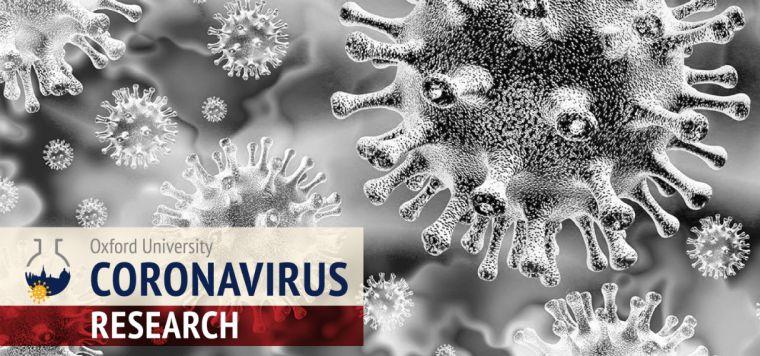 2019-nCov novel coronavirus microscope close up concept