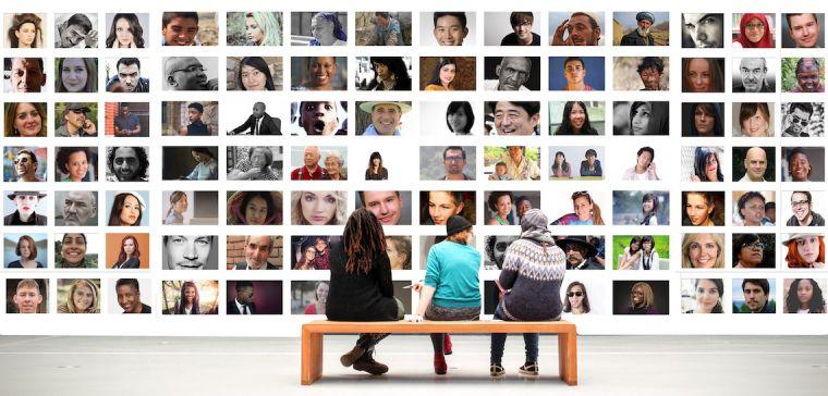 EDI Gallery of Faces