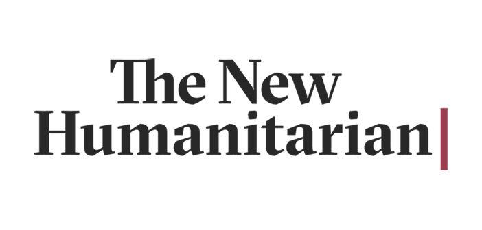 New Humanitarian logo