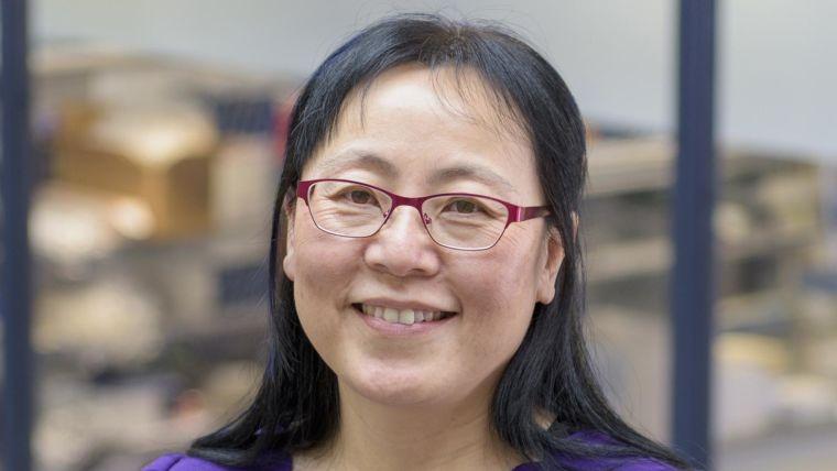 A headshot profile photo of Xin Lu