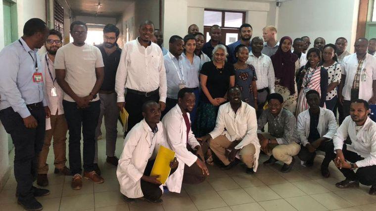 Oxford Tanzania visit, 1-7 march 2020