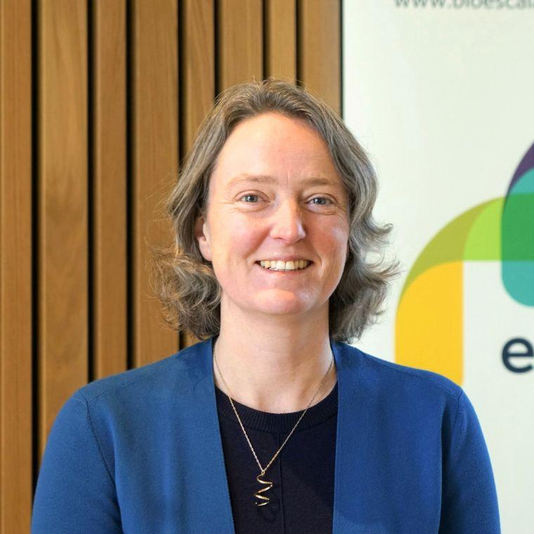 Dr Elen Wade-Martins