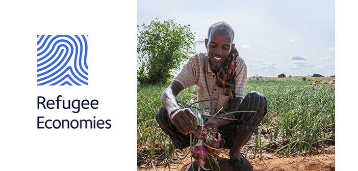 Refugee Economies Programme logo