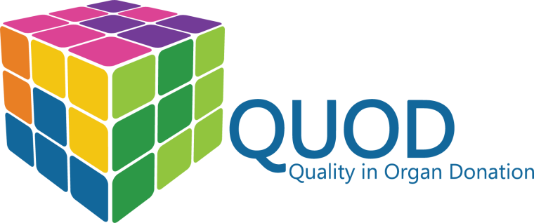 Quality in Organ Donation (QUOD) logo
