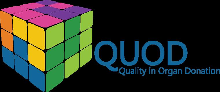 Quality in Organ Donation (QUOD) logo