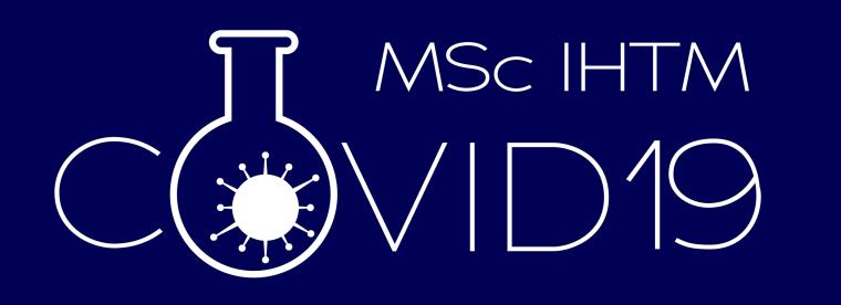 MSc IHTM COVID-19 image