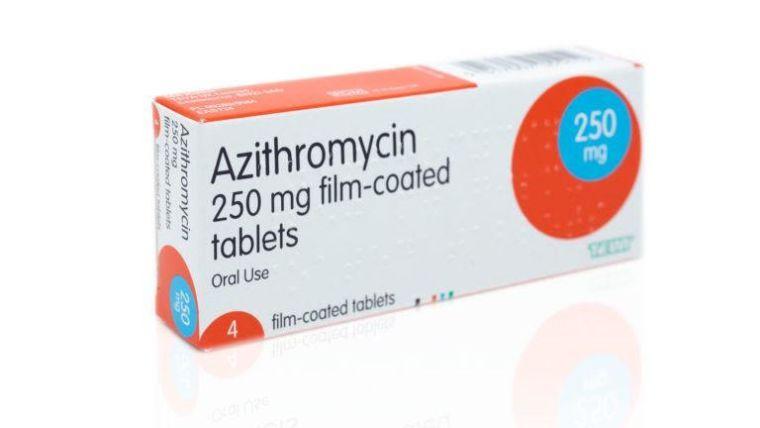Azithromycin package