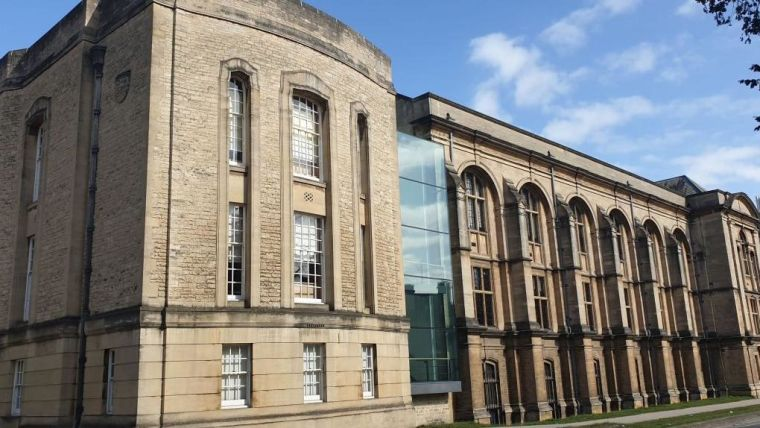 The building which will house Reuben College, formerly the Radcliffe Science Library