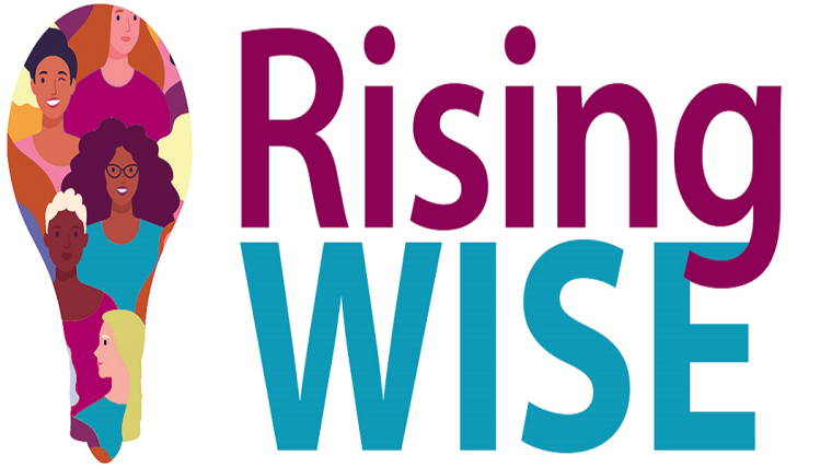 RisingWISE logo