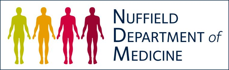 Logo for the Nuffield Department of Medicine