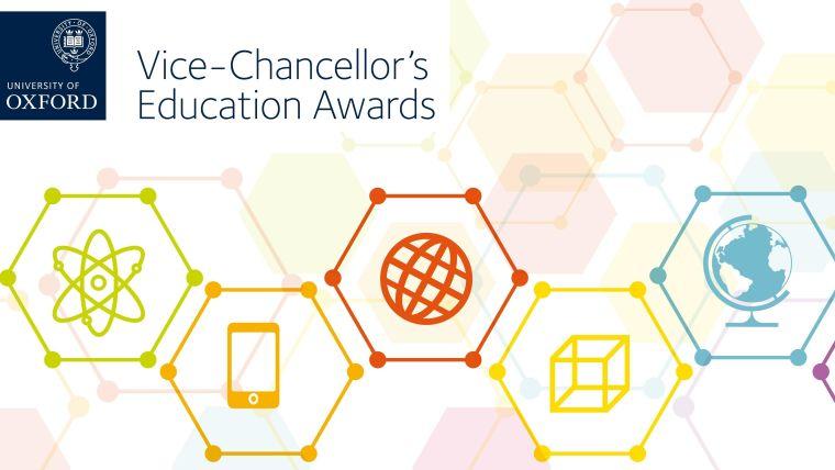 Vice-Chancellor's Education Awards logo