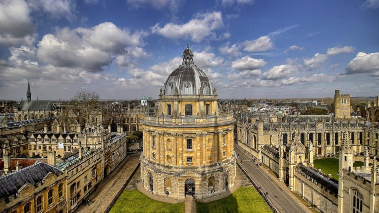 Photo of Oxford landscape