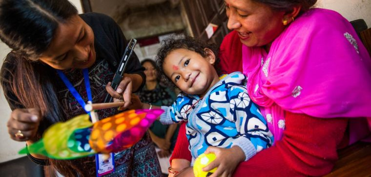 Typhoid vaccine over 81% effective in tackling disease in Nepal